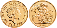 AKTION: 1 Pfund Gold Sovereign